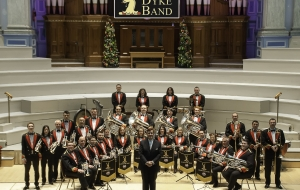 A welcome return to Waterford for the Black Dyke Band